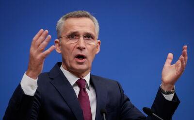 Stoltenberg przekonuje, że Europa i USA robią więcej niż przez dekady