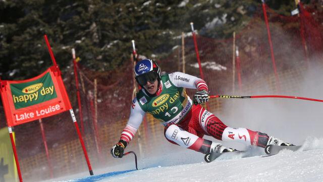 Matthias Mayer skończył z norweską dominacją w Lake Louise