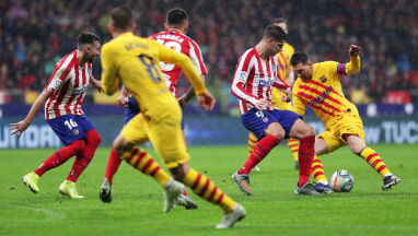 Messi zdobył Wanda Metropolitano. Barcelona obroniła pozycję lidera