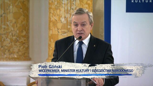 Piotr Gliński, PiS