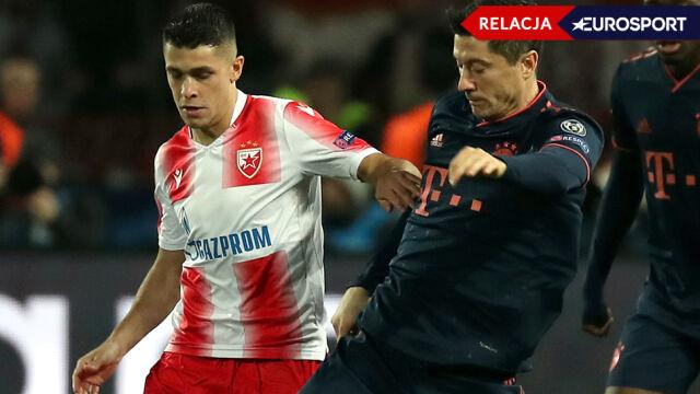 Show Lewandowskiego w Lidze Mistrzów. Strzelił cztery gole w 15 minut