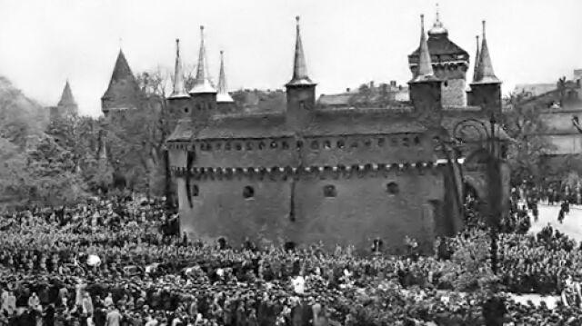 """Oddaj Wawel"" 75 lat temu"
