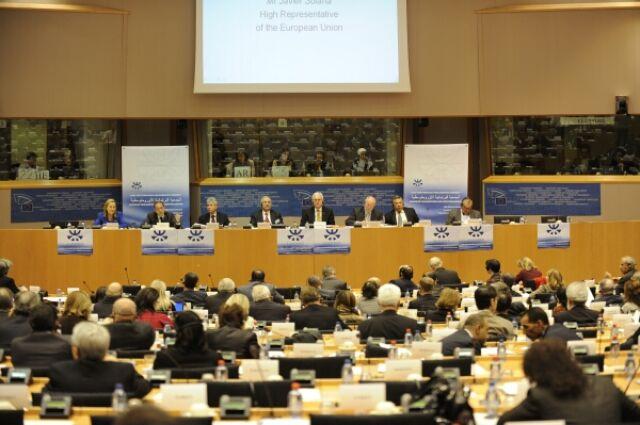 Trzy siedziby europarlamentu