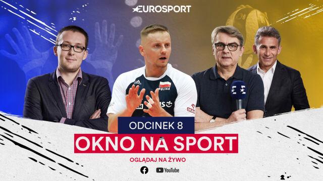 """Damian Wojtaszek kolejnym gościem """"Okna na sport"""" w Eurosporcie"""