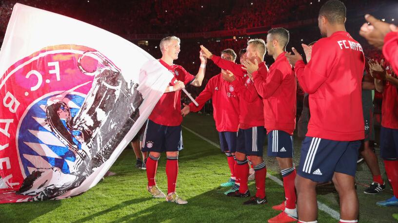 Niespodziewany gość na zdalnym treningu Bayernu