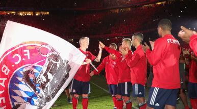 Niespodziewany gość na zdalnym treningu Bayernu. Trener go nie rozpoznał