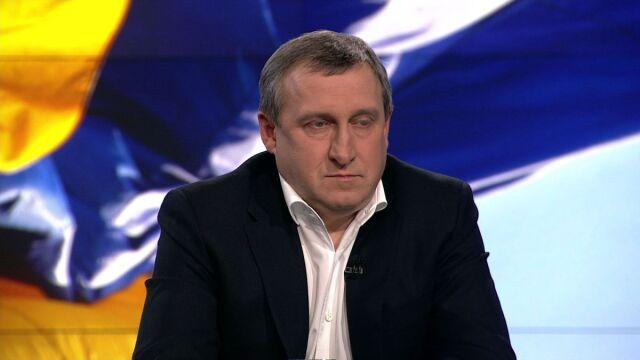 Deszczyca: będziemy walczyć o Krym, teraz nie chodzi tylko o nas