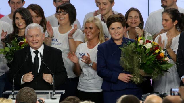 Kaczyński: nie będziemy kopać tych, którzy upadli