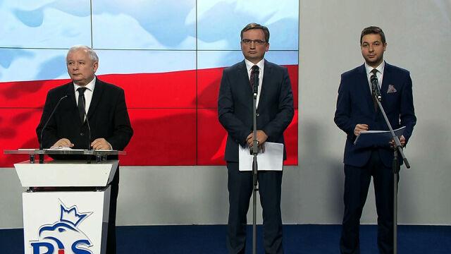 Kaczyński: mamy projekt ws. reprywatyzacji, rozwiąże problemy nadużyć i afer