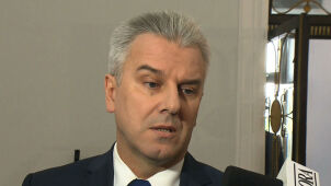 Grabarczyk zrezygnował z członkostwa w komitecie Komorowskiego