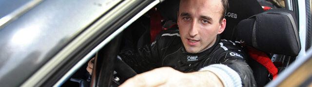 Kubica testował bolid  Mercedesa. Na symulatorze