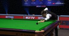 O'Sullivan doprowadził do remisu w starciu z Dingiem w 1. rundzie Masters