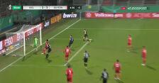 Puchar Niemiec. Holstein Kiel - Bayern 2:2. Gol Hauke Wahl