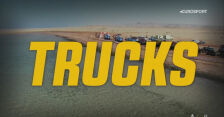 9. etap Rajdu Dakar 2021 - ciężarówki