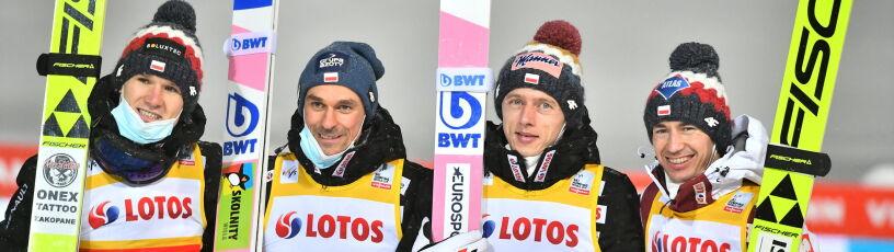 Gęsto od Polaków w czołówce klasyfikacji generalnej