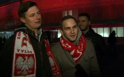 Kibice po meczu ze Słowacją: Miarka się przebrała