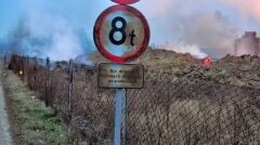 Osmolone znaki drogowe w Jankowie Przygodzkim