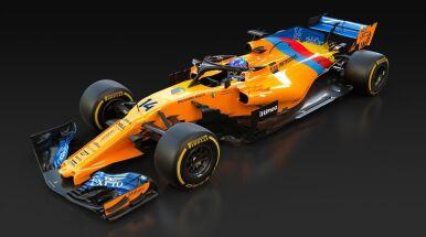 Alonso zakończy karierę w specjalnym bolidzie. Ma poczuć się wyjątkowo