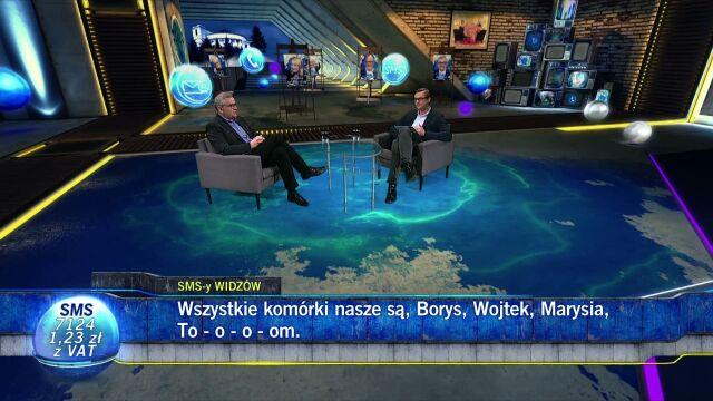 Grzegorz Markowski i Artur Andrus