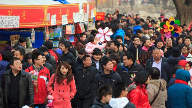Populacja stolicy Chin zmniejszyła się. Pierwszy raz w tym wieku