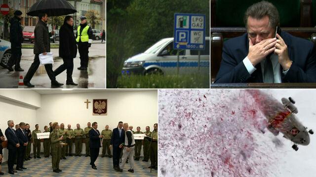 Policjanci skarżą się na wiceministra Zielińskiego