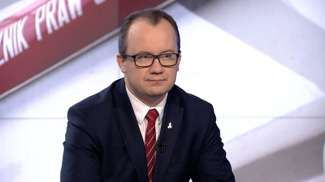 "Adam Bodnar w ""Faktach po Faktach"""