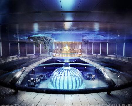 Na Malediwach jest np. podwodna sala klubowa i restauracja