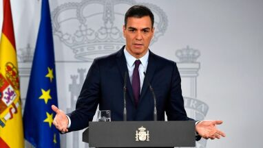 Hiszpański rząd podjął decyzję. Profesjonalni sportowcy mogą wznowić indywidualne treningi