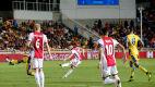 Ajax tylko zremisował na Cyprze