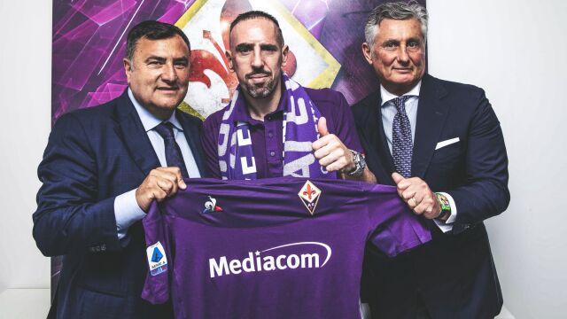 """""""Ribery jest nasz!"""". Włoski klub Polaków z ogromnym wzmocnieniem"""