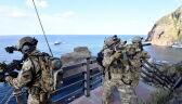 Południowokoreańskie ćwiczenia na wyspach Dokdo