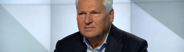 Kwaśniewski: z radością zagłosuję na Zandberga