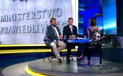 """""""Jedyną instancją, która jest w stanie odwołać ministra, jest Jarosław Kaczyński"""""""