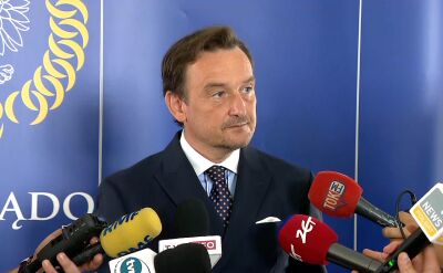 Mitera: w trybie pilnym kierownictwo rady odwołało Tomasza Szmydta z urlopu