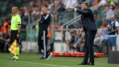 Gerrard zachwycony wynikiem. Vuković ocenił szanse Legii na awans