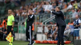 Gerrard zachwycony spotkaniem. Vuković ocenił szanse na awans