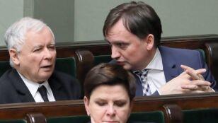 """""""Nie ma takich planów, żeby minister Ziobro został odwołany"""""""