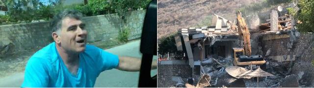 Właściciel restauracji zaatakował turystów. Władze zburzyły mu lokal