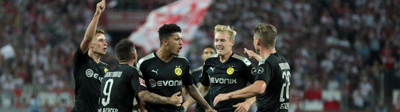 Asysta Łukasza Piszczka. Borussia Dortmund wyszła z opresji