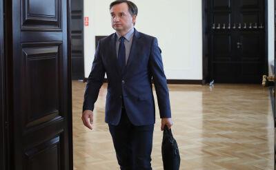 Pytania o odpowiedzialność ministra Ziobry