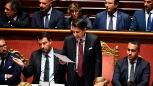 Premier Włoch Giuseppe Conte poda się do dymisji