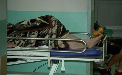 Długie kolejki na Szpitalnych Oddziałach Ratunkowych