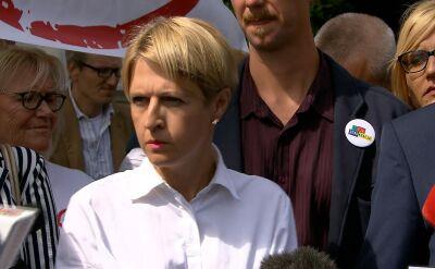 Kożuchowska-Warywoda: liczmy na to, że prowadzone przez prokuraturę działania doprowadza do ujawnienia szefa akcji przeciwko sędziom