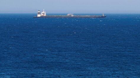 """Irański tankowiec  """"nie płynie do Grecji"""""""