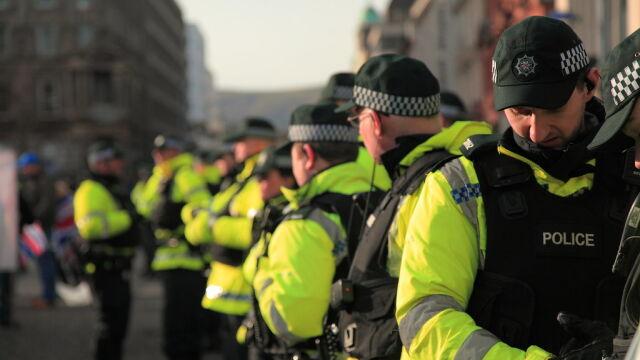 Północnoirlandzka policja nie jest gotowa na twardy brexit