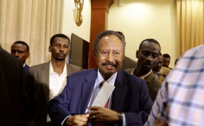 Abdalla Hamdok został premierem Sudanu