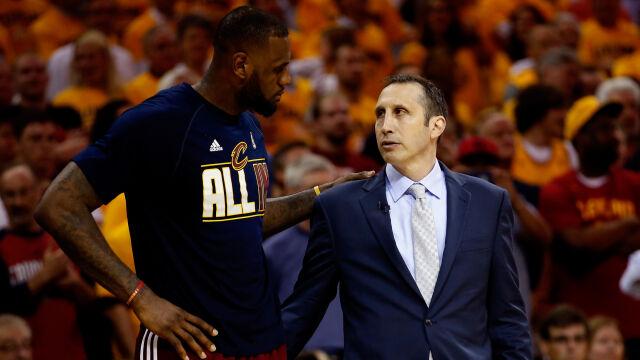 """Były trener Cleveland Cavaliers poważnie chory. """"Postanowiłem nie poddawać się i walczyć"""""""