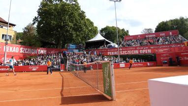 Największy turniej tenisowy w Polsce przełożony