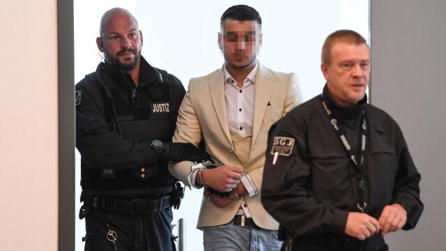 Jego zbrodnia doprowadziła do zamieszek. Nożownik z Chemnitz usłyszał wyrok