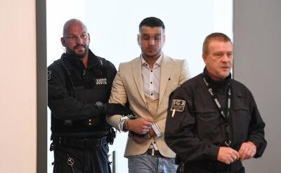 Nożownik z Chemnitz usłyszał wyrok